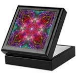 Shimmering Jewel Keepsake Box