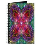 Shimmering Jewel Journal