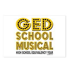 HIGH SCHOOL MUSICAL PARODY Postcards (Package of 8