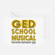 HIGH SCHOOL MUSICAL PARODY Greeting Card