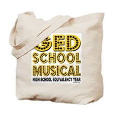 HIGH SCHOOL MUSICAL PARODY Tote Bag