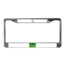 HAPPY NEW YEARS License Plate Frame