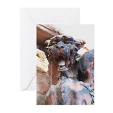 Griffin Blank Note Cards (Pk of 10)
