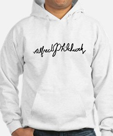 Alfred Hitchcock Hoodie