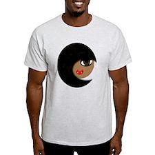 African American Vampire Girl T-Shirt