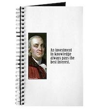 "Franklin ""Investment"" Journal"