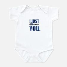 unFriended Infant Bodysuit