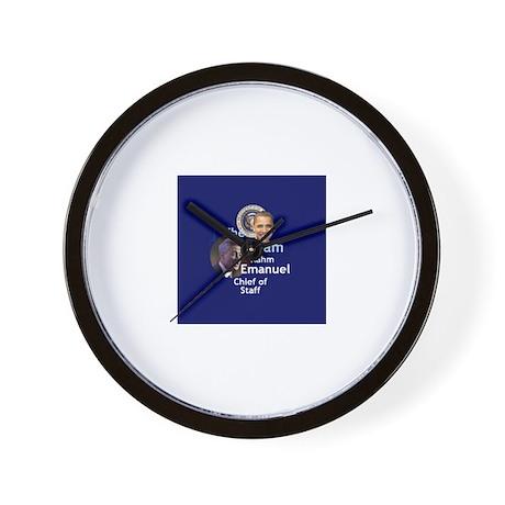 Team Emanuel Wall Clock