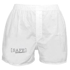 Boxer Shorts - Safe Room Game Materia Magica