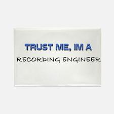Trust Me I'm a Real Estate Broker Rectangle Magnet