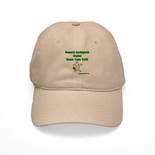 Beaver Taste Test Baseball Cap