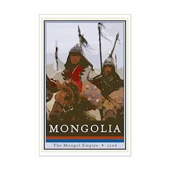 Mongolia Posters