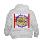 Wyoming-3 Kids Sweatshirt