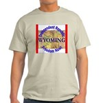 Wyoming-3 Light T-Shirt