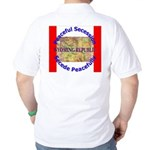 Wyoming-1 Golf Shirt
