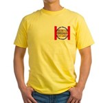 Wyoming-1 Yellow T-Shirt