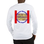 Wyoming-1 Long Sleeve T-Shirt