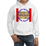 Wyoming-1 Hooded Sweatshirt
