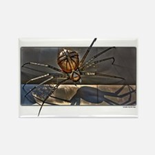 Iron Spider Rectangle Magnet
