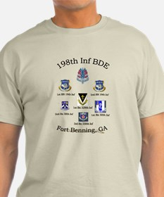 198th Inf BDE com T-Shirt