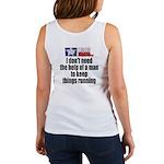 I'm a Texas Woman Women's Tank Top