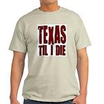 Texas A&M Maroon Light T-Shirt