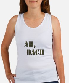 Ah, Bach Women's Tank Top