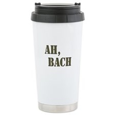 Ah, Bach Travel Mug