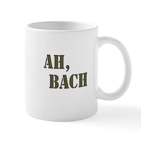 Ah, Bach Mug