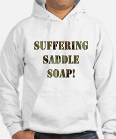 Suffering Saddle Soap Hoodie