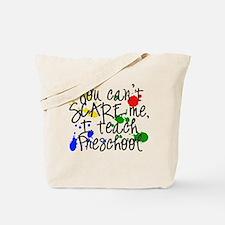 Preschool Scare Tote Bag