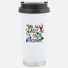 Preschool Scare Stainless Steel Travel Mug