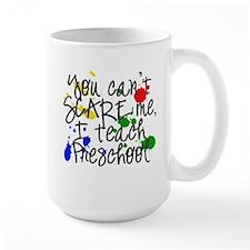 Preschool Scare Mug
