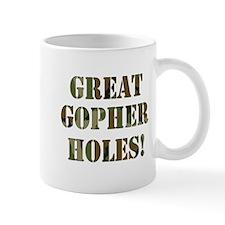 Great Gopher Holes Mug