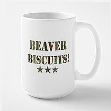 Beaver Biscuits Mug