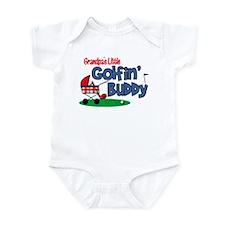 Grandpa's Little Golfin' Buddy Onesie