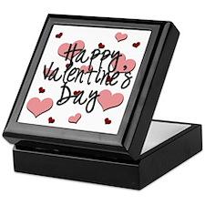 Valentine's Day Keepsake Box