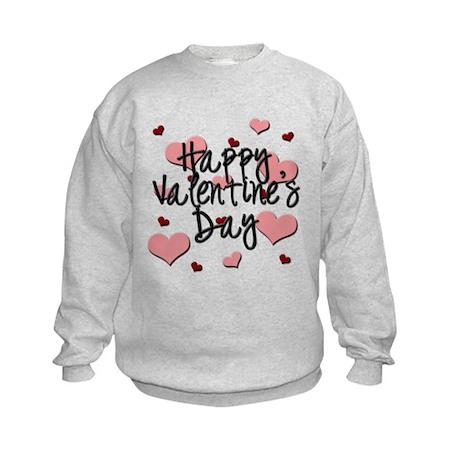 Valentine's Day Kids Sweatshirt