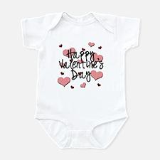 Valentine's Day Infant Bodysuit