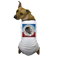 """Obama, 1-20-09"" Dog T-Shirt"