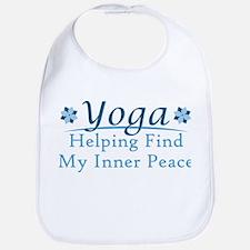 Finding Peace Yoga Bib