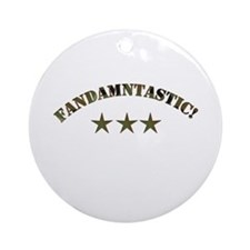 Fandamtastic Ornament (Round)