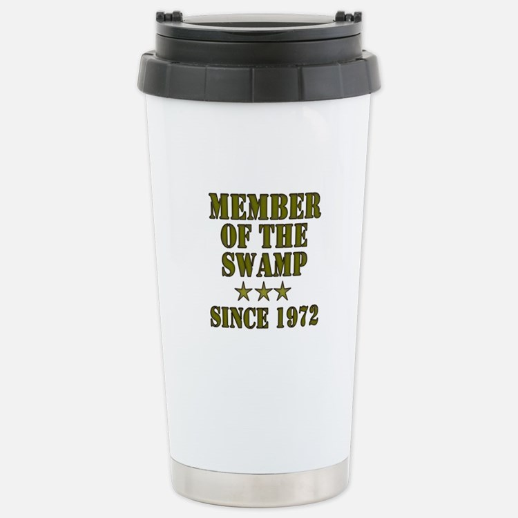 Swamp Member Travel Mug