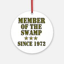 Swamp Member Ornament (Round)