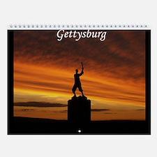 Gettysburg Wall Calendar