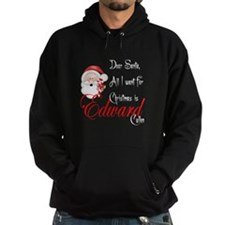 Edward Cullen for Christmas Hoodie