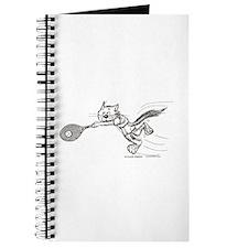 Tennis cat Journal