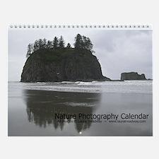 Nature Photography Wall Calendar (v. 4)