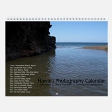 Hawai'i Photography Wall Calendar