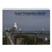 Seagull Photography Wall Calendar